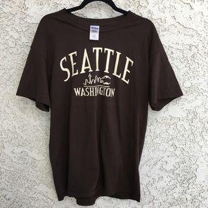 SEATTLE T SHIRT